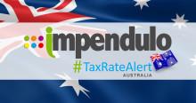 Insurance Premium Tax Alert - Australia - ACT - Stamp Duty Abolishment