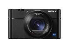 Sony julkistaa uuden tulokkaan ylistettyyn Cyber-shot® RX -kameroiden mallistoon