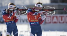 Laguttak World Cup Nove Mesto og IBU Cup Obertilliach