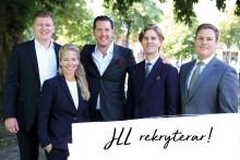 JLL stärker upp inför hösten med fem nya medarbetare