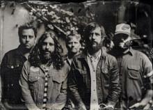 Band of Horses klara för Live på Liseberg