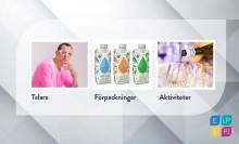 Pressinbjudan:  Empack, Label & Print, Packaging Innovations, Luxury Packaging 2016 5 – 6 oktober 2016, Kistamässan