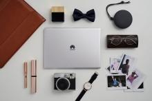 Ny undersökning från Huawei: Så använder svenskarna sina laptops
