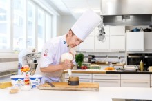 Sverige befäster sin topposition inom bageri och konditori – Gustaf Mabrouk utsedd till årets världskonditor