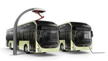 Stockholm satsar på eldrivna bussar