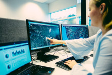 GELUK BIJ EEN ONGELUK…. 3 dagen voordat één van de serviceauto's werd gestolen hadden ze de GPS-Trackers van ABAX geïnstalleerd.