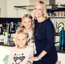 Anna Ingemarsdotter Wängdahl är Årets hjältemama