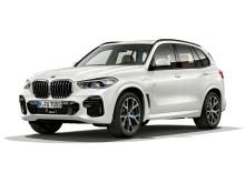 Nye BMW X5 45e iPerformance: En ny målestokk for ladbare hybrider