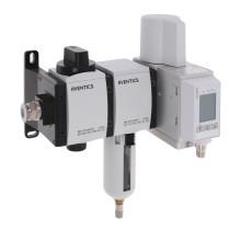 Elektropneumatisk tryckregulator för optimal kontroll