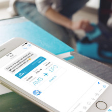 Air France-KLM hylles av Citi Research for sin digitale satsning