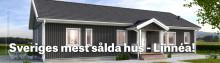 Sveriges mest sålda hus heter Linnéa!