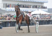 Olympiatrav på Jägersro, 40 miljoner i Jackpot och comeback för Noras Bean