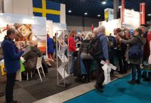 Rekordmånga företag till stor resemässa i Nederländerna