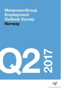 ManpowerGroup Employment Outlook Survey Norway, Q2 2017