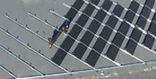 Solens energi tas tillvara i Sjöbo