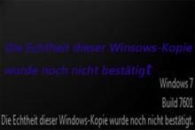 Die Echtheit dieser Windows-Kopie wurde noch nicht bestätigt (5 nützliche Methoden)