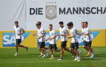 Tyskarnas hemliga vapen mot Italien på lördag