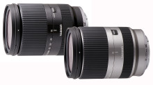 Tamrons första objektiv för Sonys spegellösa systemkameror med E-fattning