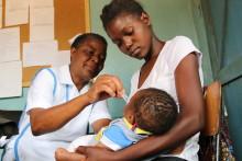 697 000 barns liv kan räddas varje år – visar ny forskning från WaterAid