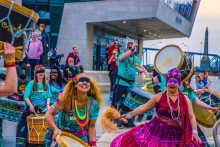 ​The Stroke Association and Katumba ready to rock in Liverpool