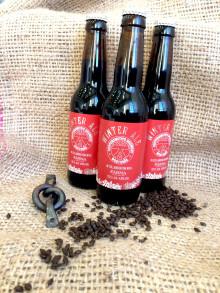 Premiär för en ny Winter Ale i samarbete mellan Coppersmith´s Brewery & Färna Herrgård & Spa!