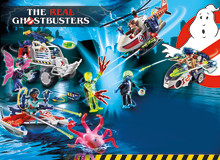 The Real Ghostbusters™ - paranormale Action mit PLAYMOBIL
