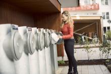 Wallenstam testar nudging för att öka återvinningen
