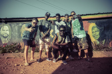 "ENGLISH - Viva con Agua Allstars Premiere: Internationale HIP HOP COLLABO ""SEMA - Say it!"""