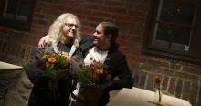 De tog hem Kristianstads kommuns kulturpris 2018