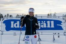 Maria Rydqvist väljer Idre Fjäll för träning och egna läger