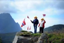 Kennzahlen Tourismus in Norwegen 2013