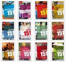»151« Länderdokumentationen - moderne Länderportraits in bewegenden Bildern und spannenden Texten
