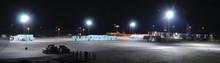 Oskarshamns Hamn energisparsatsar med miljövänlig LED-belysning