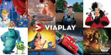 Disney Movies on Demand service exclusively on Viaplay in Sweden, Denmark and Finland