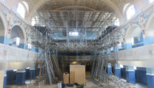 Mitie restores Oxford's Grade II* listed Town Hall
