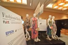 เอปสันจับมือดีไซเนอร์ชั้นนำของสิงคโปร์ โชว์คอลเลคชั่นสุดพิเศษใน งาน FUZE Fashion Technology 2017