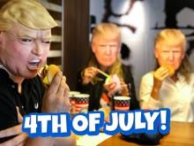 Dags att fira den amerikanska nationaldagen!
