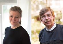 Årets alumner 2015 – Leif Gustavsson och Anna Lööf Falkman
