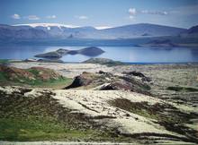 Island i farger