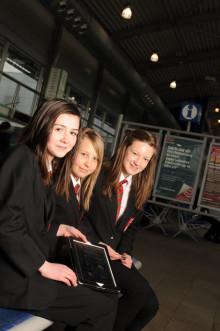 ​Youngsters get easier bus access