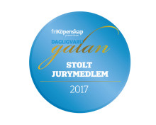 Urtekram och Kung Markatta sponsrar priset till Årets ekobutik 2017