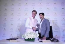 Raffles öppnar två nya lyxhotell i Indien