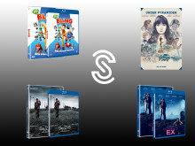 Nyheter på BLU-RAY, DVD och DIGITALT i juni från Scanbox Entertainment