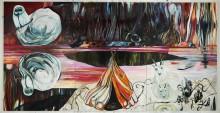 Meta Isæus-Berlin visar nya målningar på Bror Hjorths Hus