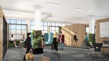 Lärande i Sverige satsar på att skapa Sveriges smartaste  lärmiljöer för nya gymnasiet Real Global i Norrköping.
