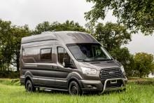 A Ford Transit Randger lakóautók már Intelligens Összkerékhajtással