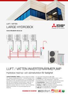 Produktblad Large Hydrobox