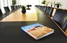 Ny bog fortæller både erhvervs-, grovvare- og Danmarkshistorie