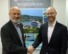 Fred. Olsen Cruise Lines names Justin Stanton as new Sales and Marketing Director