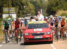 SKODA sponserer Tour de France 5 år mere